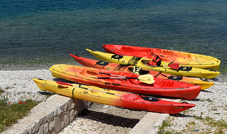Kayak Rental Prices