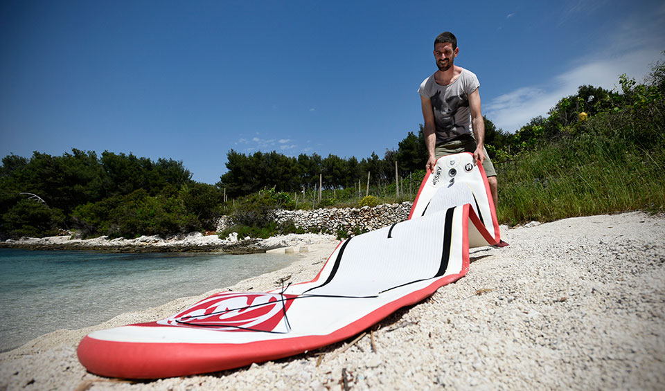 SUP Board Rental Prices